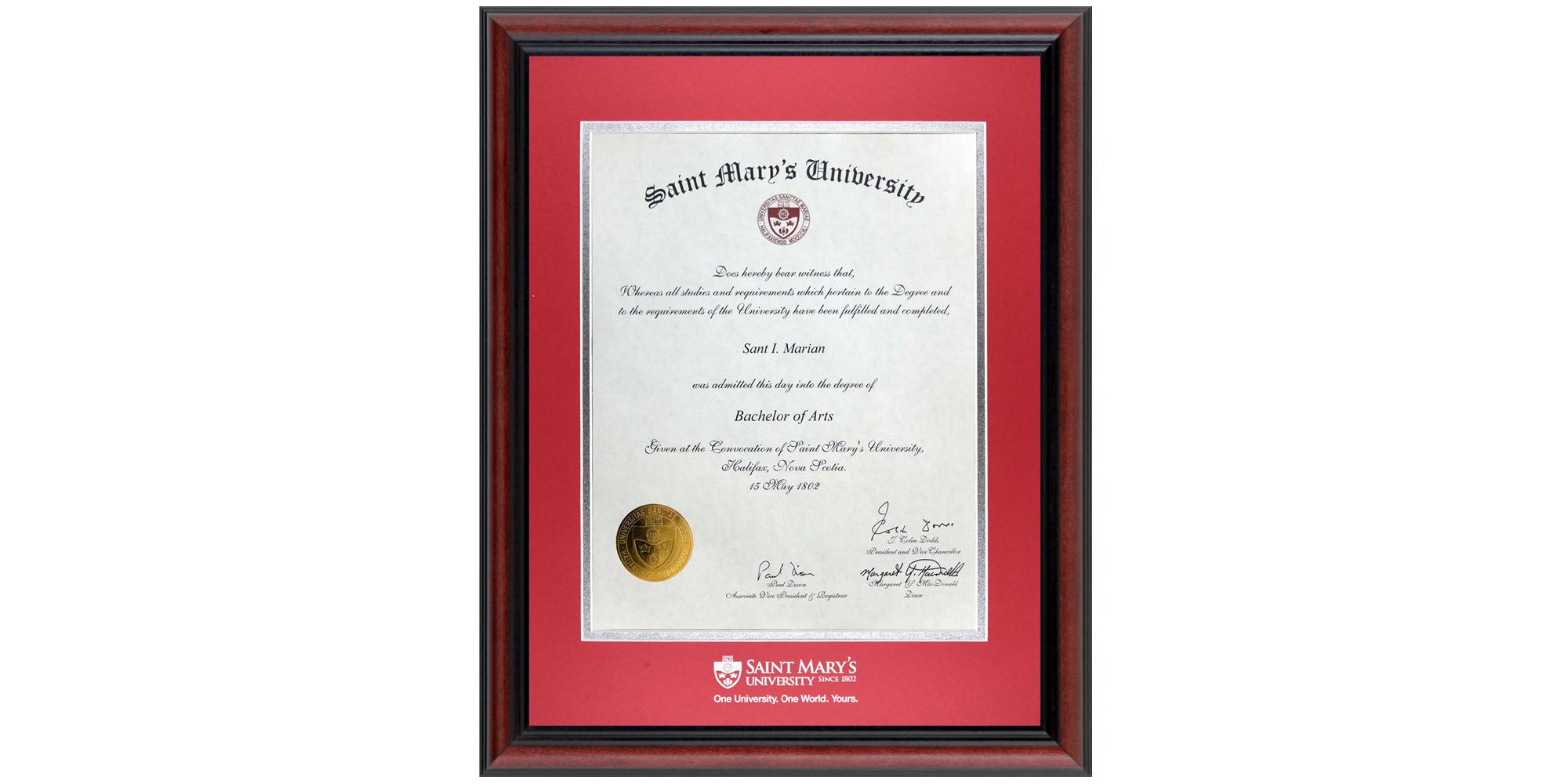 Diploma Samples « Portfolio Categories « Tempo Framing Systems
