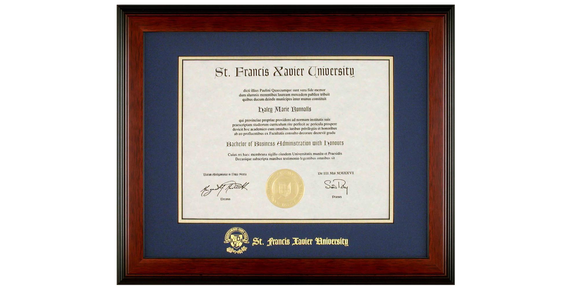 the ridgeline diploma frame - Diploma Frames Target